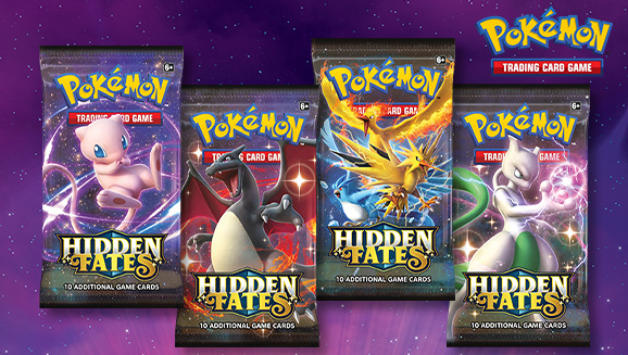 Pokémon TCG: <em>Hidden Fates</em>