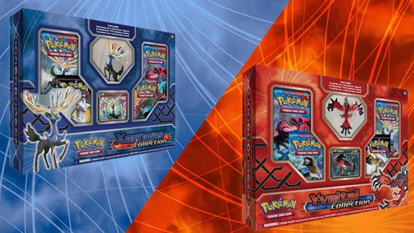 Pokémon TCG: Xerneas or Yveltal Collection