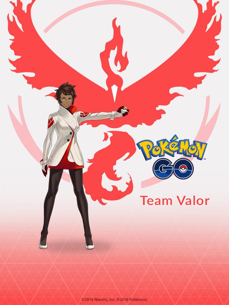 Team Valor Candela