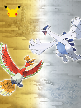 Memorable Moments from Johto