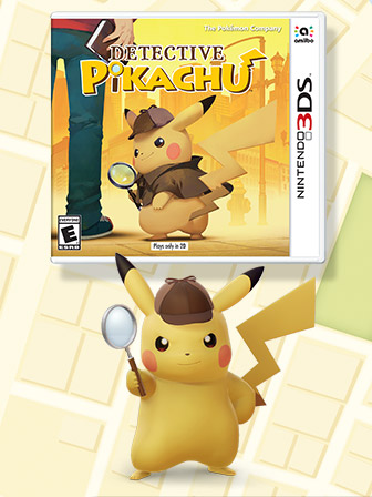 The Mystery Begins with Pikachu