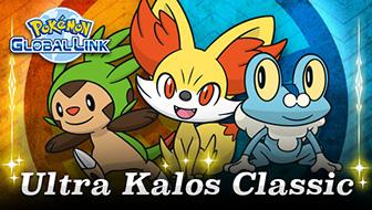 Kalos Pokémon Return for Epic Clashes