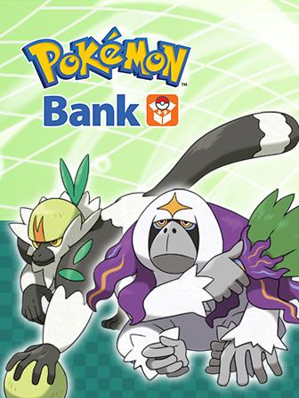 Another Bonus for Pokémon Bank Subscribers