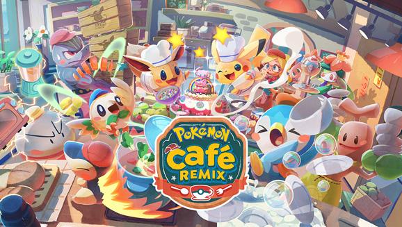 Tasty Changes Have Come to Pokémon Café ReMix