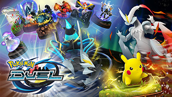 Get in Form for Pokémon Duels