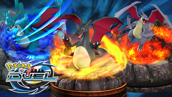Charizard Rules the Duels