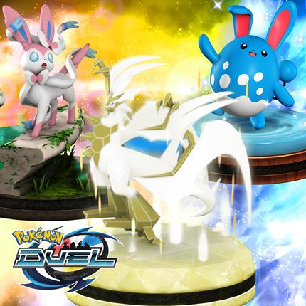 Celebrate 40 Million Downloads of Pokémon Duel