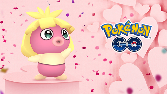 There's More to Love in Pokémon GO This Valentine's Day