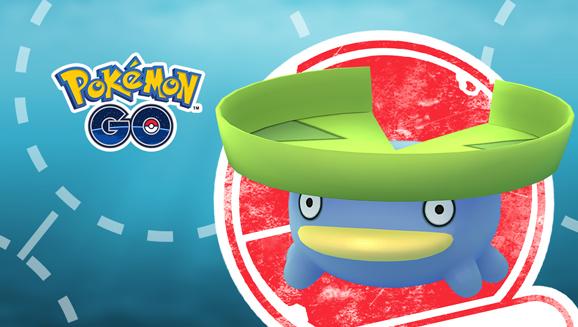 Lotad Springs Forward in Pokémon GO