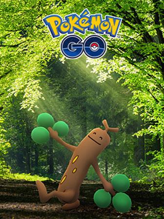 Pokémon Are Up to Tricks in Pokémon GO