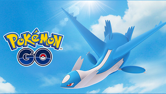 Latios Enters the Action in Pokémon GO