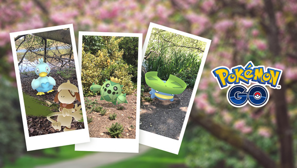 Take Your Shot during the New Pokémon Snap Celebration in Pokémon GO