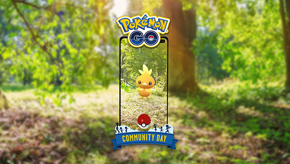 Catch a Ton of Torchic during May Community Day