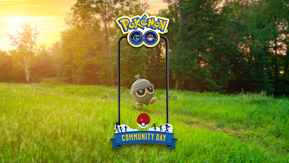 Go Nuts for Seedot on May Community Day