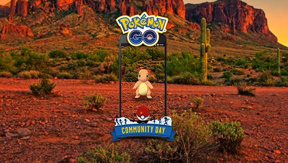 Charmander Burns Bright on Pokémon GO Community Day