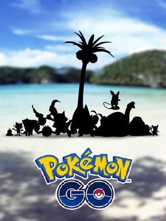 """Say """"Alola"""" to Pokémon GO!"""