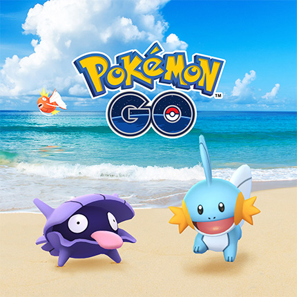 Make a Splash in Pokémon GO!