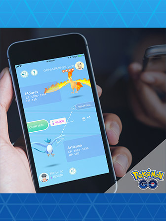 Friends, Trading, and Gifts Come to Pokémon GO!