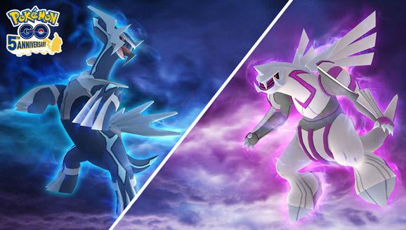 Enjoy Epic Time Travel with Pokémon GO