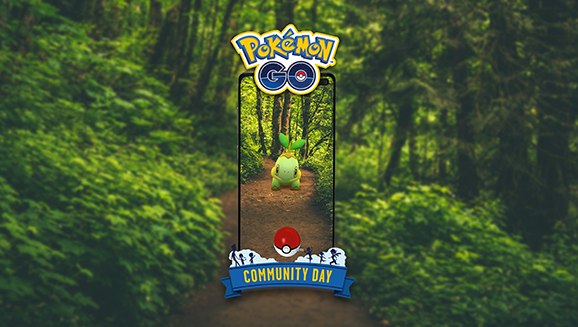 Branch out with Turtwig on September's CommunityDay
