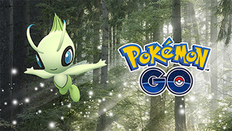 Seek Out the Mythical Celebi