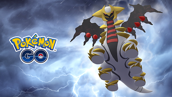 Go After Giratina Once Again