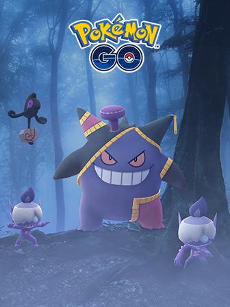 Celebrate Halloween with Pokémon GO