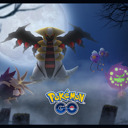 Spooky Pokémon from Sinnoh Come to Pokémon GO