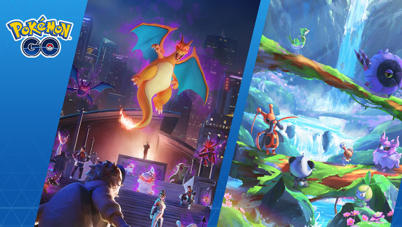 Interviews with the Amazing Artists of Pokémon GO Startup Screens