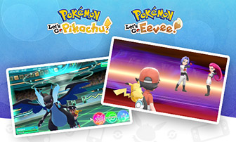 Mega Evolution and More Come to the Nintendo Switch