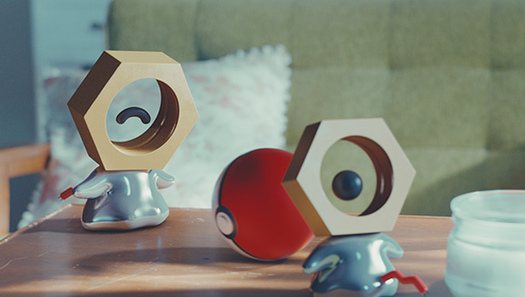 More Info about the Mysterious Meltan!