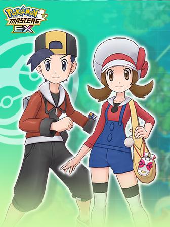 Regional Battles in Pokémon Masters EX