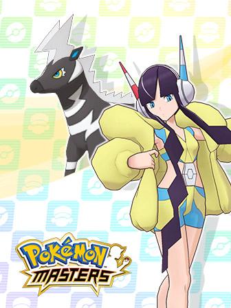 Elesa & Zebstrika Arrive in Pokémon Masters