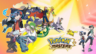 Pokémon Masters Has Arrived