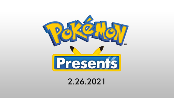 Check Out a Special Pokémon Presents on February 26