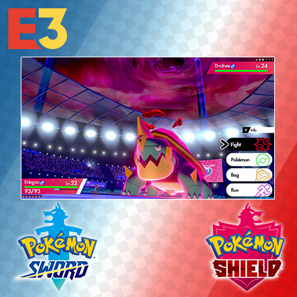 Hands-On with Pokémon Sword and Pokémon Shield