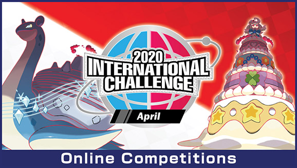 Compete in the 2020 International Challenge April