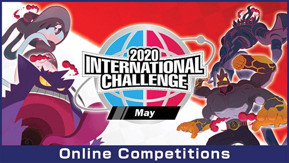The 2020 International Challenge May Has Begun
