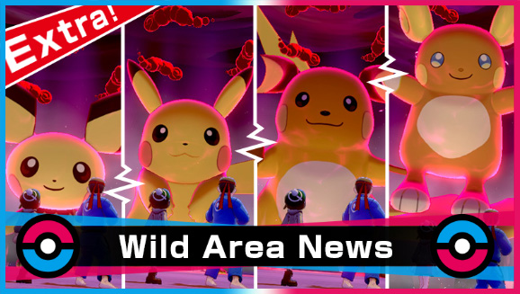 A Pack of Pikachu Appear in Max Raid Battles