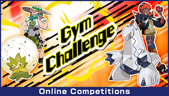 Register for the Gym Challenge