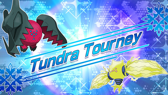 Sign Up for the Pokémon Sword and Pokémon Shield Tundra Tourney
