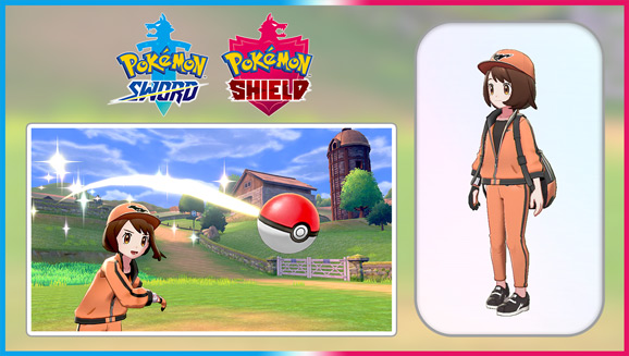 Get a New Outfit for Your Galarian Trainer