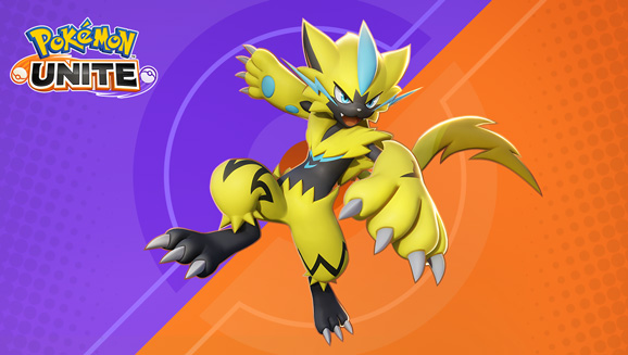 Unite, Battle, Win with Pokémon UNITE