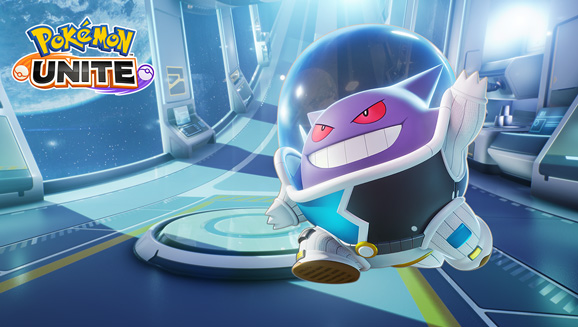Get Spacey and Spooky with the New Pokémon UNITE Battle Pass