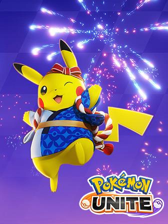 Pokémon UNITE Is Now on Mobile