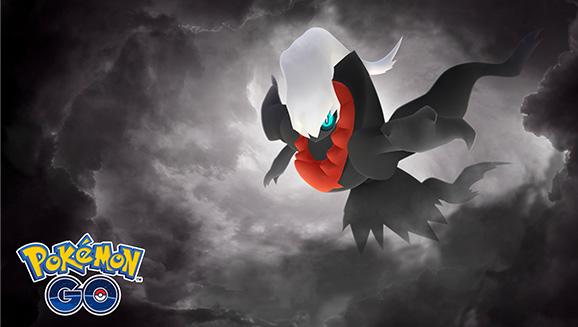 Darkrai Pokémon GO Raid Battle Strategy