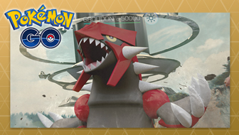 Land Ho! Groudon Appears in Pokémon GO