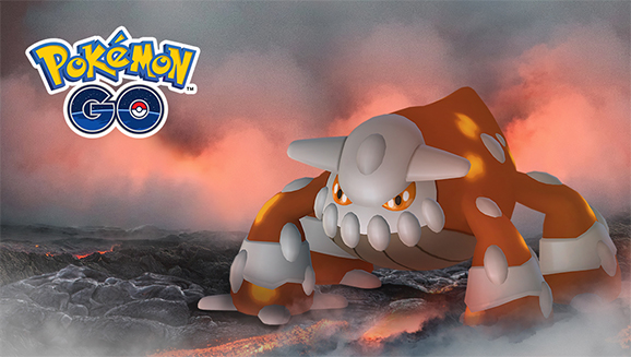 Tips on Handling Heatran in Pokémon GO Raid Battles
