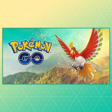 Ho-Oh Rises from the Ashes in Pokémon GO!
