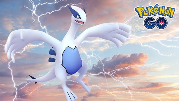 Catch Lugia, Articuno, Moltres, and Zapdos in Pokémon GO